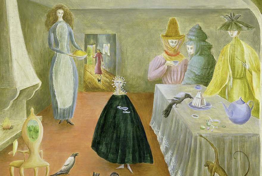 Leonora Carrington - Old Maids - DPG British surrealism