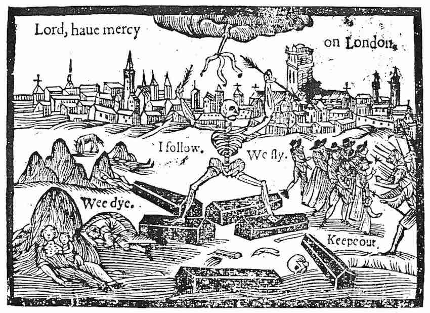 Plague in London