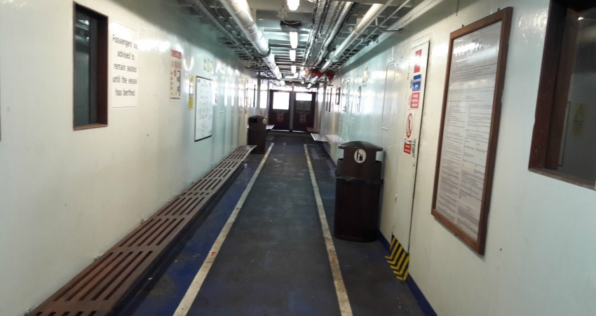 woolwich ferry urban exploring